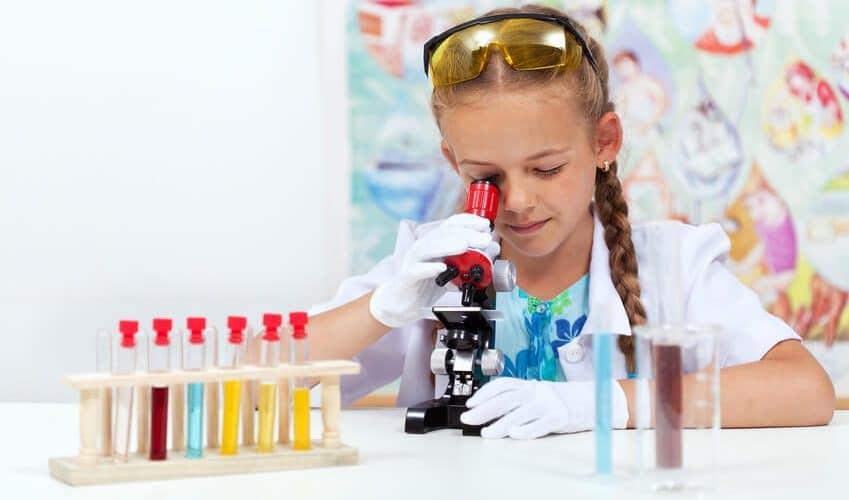 meilleur microscope enfant