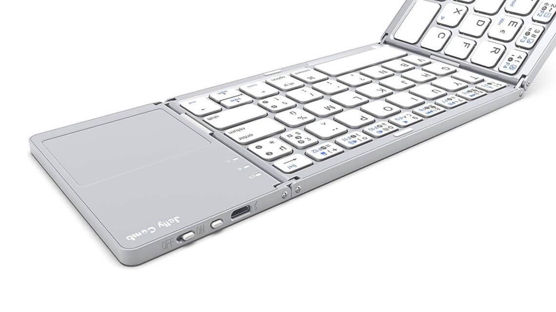 meilleur clavier pliable