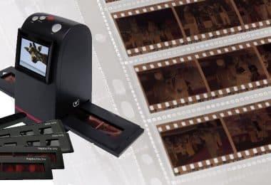 scanner de diapositive et négatifs