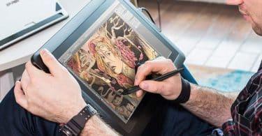 avis tablette graphique XP-Pen Artist 15.6