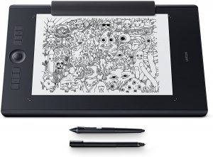 avis wacon intuos pro medium paper edition