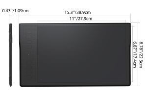 petite tablette graphique
