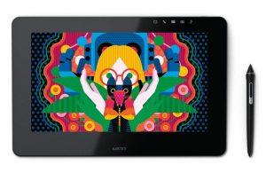 tablette wacom avec écran