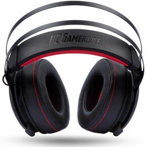 Auriculares para juegos HC Gamer Life
