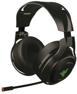 casque gamer Razer ManOwar