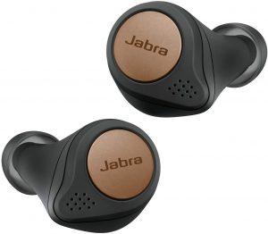 Jabra Elite Active 75t Cuivre et Noir