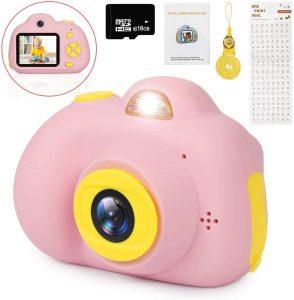 caméra numérique enfant