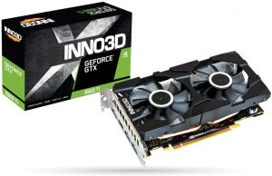 Carte graphique GTX 1660 Ti Twin X2 INNO3D