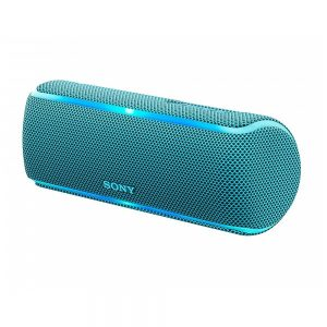 L'enceinte portable sans fil Bluetooth SRS-XB21 de la marque Sony