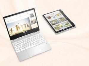 HP Chromebook x360 12 pouces