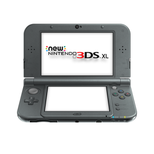 Nintendo New 3DS XL Noir