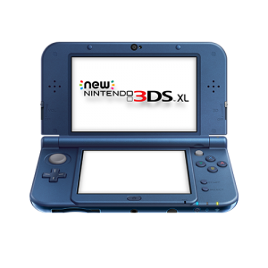 Nintendo New 3DS XL Bleu