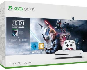X box one s Star Wars Jedi Fallen Order