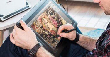 meilleure tablette graphique xp pen