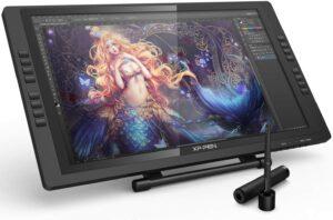 avis tablette XP-Pen Artist 22E Pro