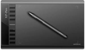 avis tablette XP-Pen Star 03