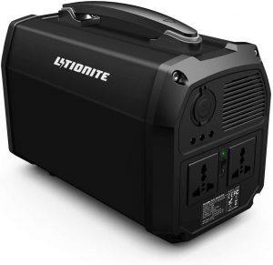 groupe électrogène avec batterie