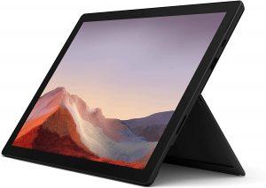 Surface Pro 7 coloris Noir