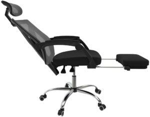 chaise de bureau anti transpiration