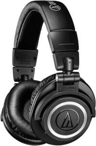 Casque Bluetooth Audio-technica ATH-M50xBT