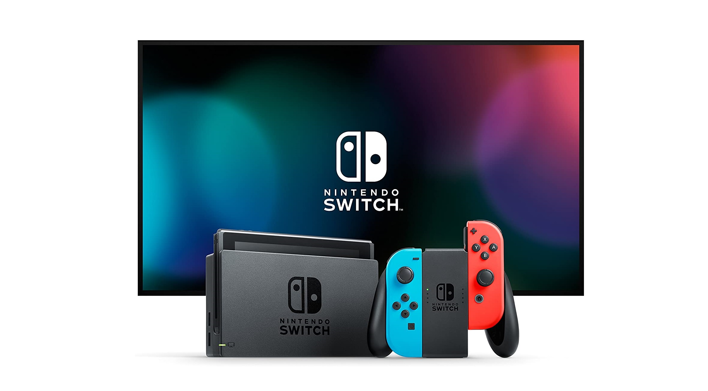 Nintendo Switch console portable, de salon ou hybride