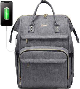 sacoche ordinateur femme avec batterie