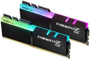 DDR4 G. Skill d432gb 3200–16 Trident Z RGB K2 GSK
