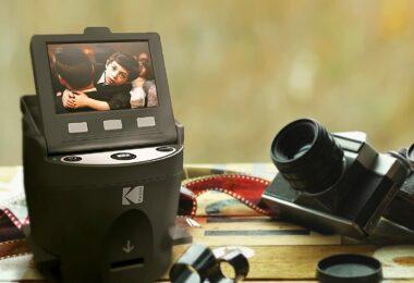 Avis Kodak Digital Film Scanner